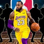 Here are 5 NBA basketball players whose salaries are greater than LeBron James